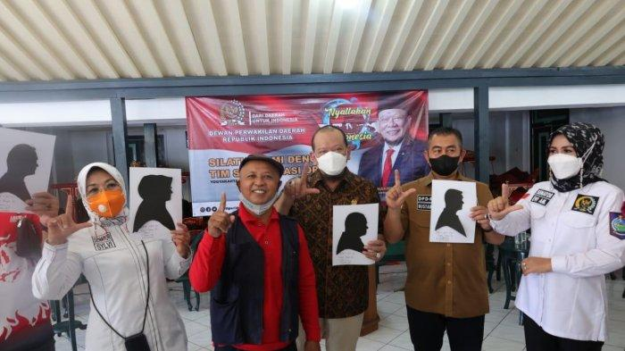 Siluet wajah DPD RI Yogyakarta