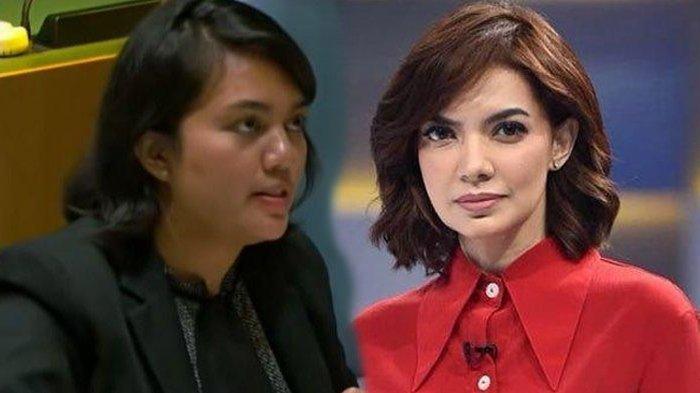 Jadi Wanita yang Paling Disorot Pekan Ini, Ini Rekam Jejak Silvany Austin Pasaribu dan Najwa Shihab