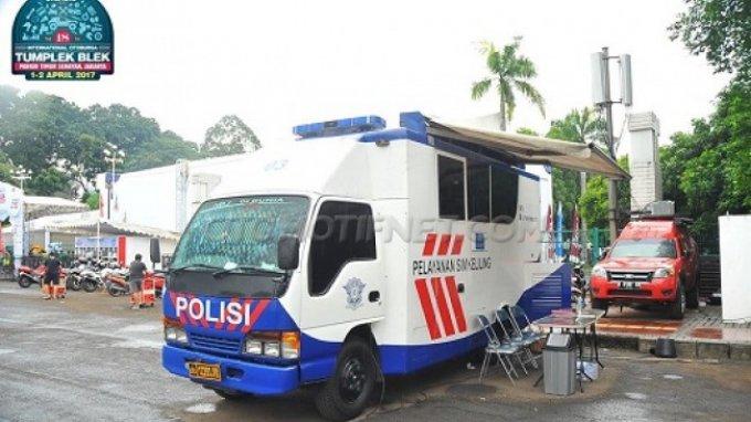 Masuk Zona Merah Covid-19, Pelayanan SIM di Jakarta Ditutup Sementara