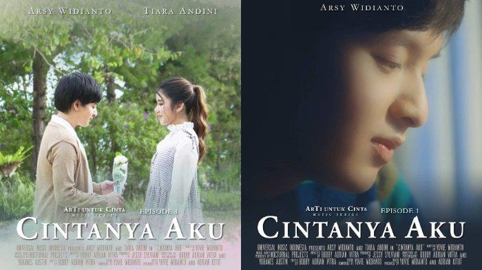 Wow! Chord Gitar Lagu Cintanya Aku  Tiara Andini feat Arsy Widianto dari C, Mudah Dimainkan