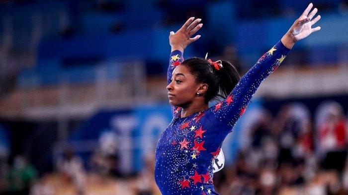 Simone Biles Mundur dari Final Gimnastik Olimpiade Tokyo 2020 dengan Alasan Kesehatan Mental