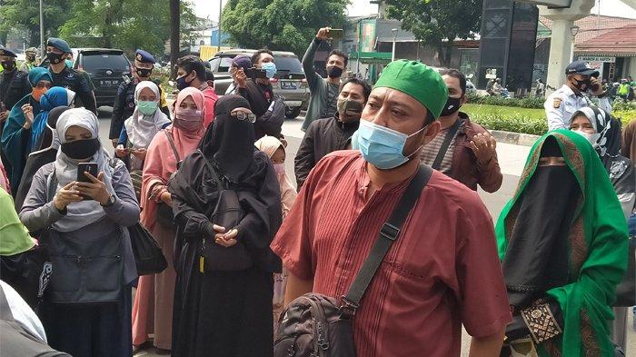 Rizieq Shihab Hasut Orang Lain Berbuat Pidana