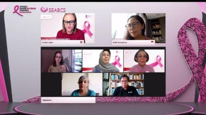 Southeast Asia Breast Cancer Symposium 2021: Semua Negara Beradaptasi Tangani Kanker Payudara