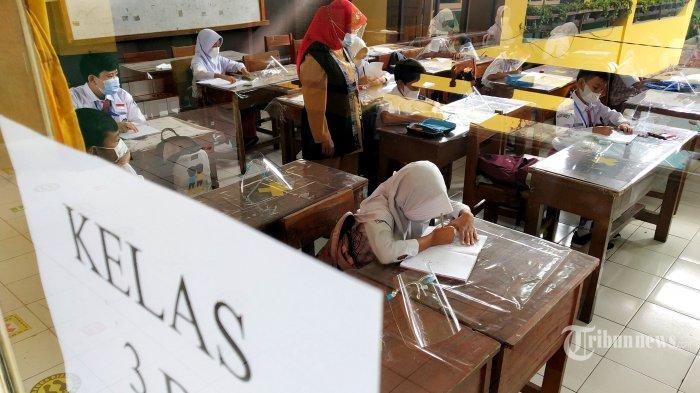 Jika Gelar Belajar Tatap Muka Terbatas, Ruang Kelas di Sekolah Dilarang Gunakan Pendingin Udara