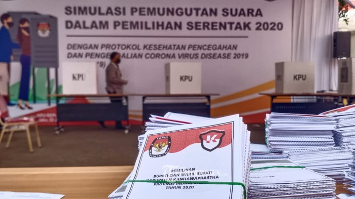30 Penyelenggara Pemilu Alami Tindak Kekerasan Fisik dan Verbal Selama Tahapan Pilkada 2020