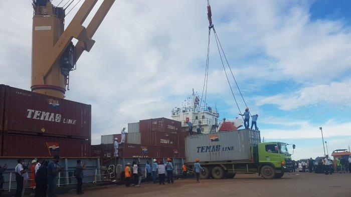 Kemenhub Sinergikan Tol Laut dengan Angkutan Multimoda di Pegunungan Papua