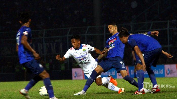 Rapor Pemain Persib Bandung Hingga Pekan 12 Liga 1 2019: Pemain Lokal Lebih Produktif