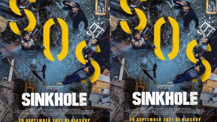 Sinkhole, Film Drama Komedi Korea Tayang Hari Ini di Bioskop Indonesia, Yuk Intip Ceritanya