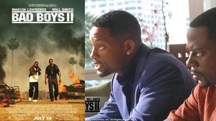 Sinopsis Film Bad Boys II, Aksi Kocak Martin Lawrence dan Will Smith Tayang Malam Ini di Trans TV