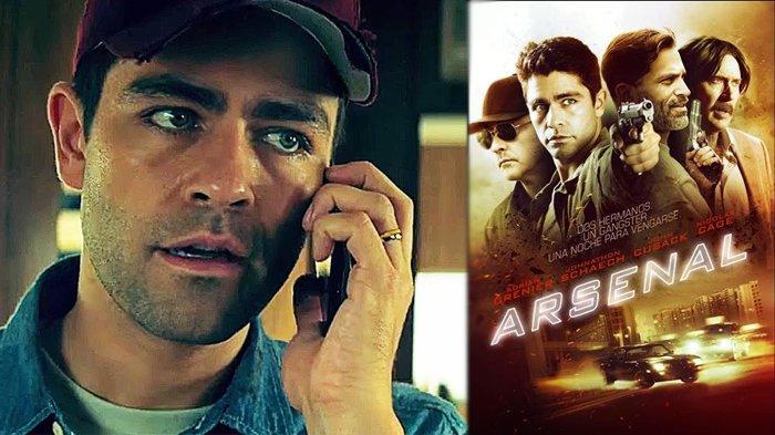 Sinopsis Film Arsenal: Aksi Pengusaha Lawan Mafia, Tayang di Bioskop TransTV Malam Ini