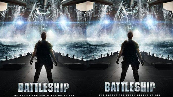 Poster Film Battleship