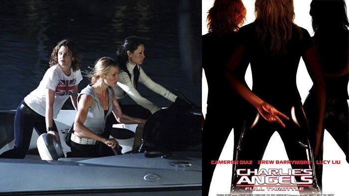 Sinopsis Film Charlie's Angels: Full Throttle, Aksi Tiga Wanita Mengungkap Pencuri Cincin Titanium