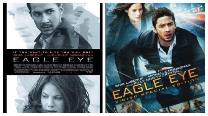 Sinopsis Film Eagle Eye Tayang di Bioskop TransTV.