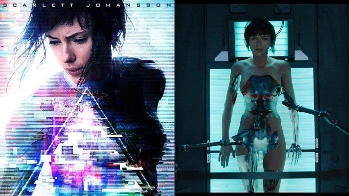 Sinopsis Film Ghost In The Shell, Dibintangi Scarlett Johansson, Tayang Malam Ini di Bioskop TransTV