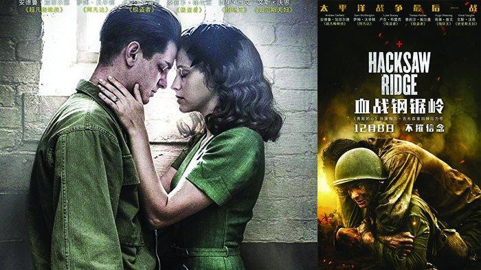 Sinopsis Film Hacksaw Ridge, Kisah Nyata Peristiwa Perang Dunia II, Tayang di Trans TV Malam Ini