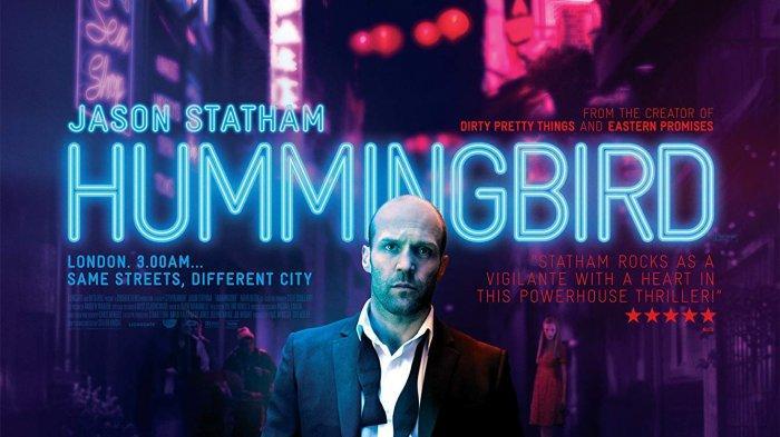 Sinopsis Film Hummingbird (Redemption): Aksi Jason Statham Malam Ini di Bioskop Trans TV