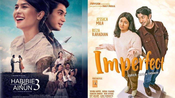 Sinopsis Film Imperfect dan Habibie Ainun 3, Kompak Tayang Serempak di Bioskop Mulai Hari Ini