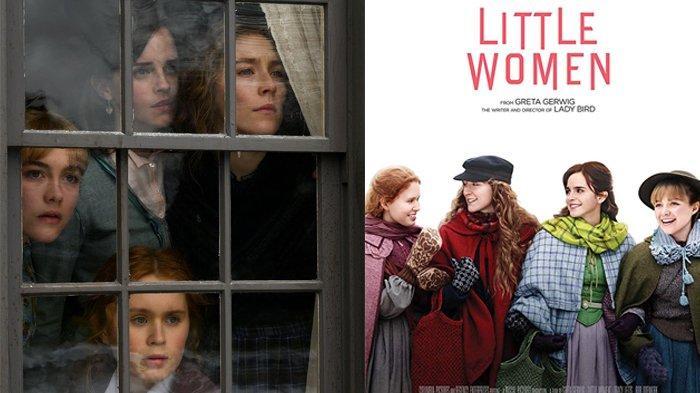 Ulasan Film Little Women: Kejelian Sutradara Menerapkan Teknik Kilas Balik