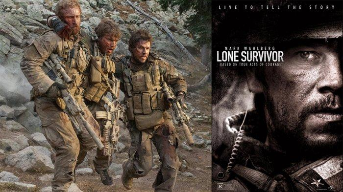 Sinopsis Film Lone Survivor, Penangkapan Pemimpin Taliban Malam ini, Pukul 19.30 WIB di TransTV
