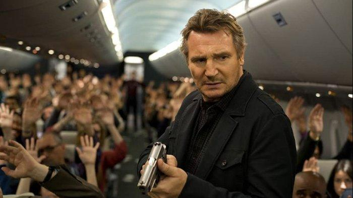 Sinopsis Film Non Stop Aksi Liam Neeson Menghadapi Teror Di Pesawat Yang Ditumpanginya Tribunnews Com Mobile