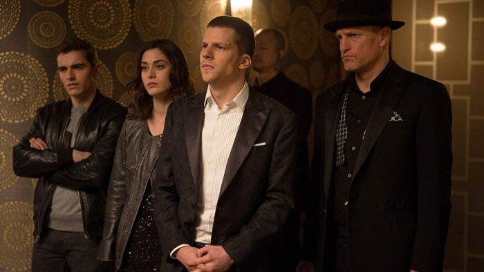 Jadwal TV Senin, 28 September 2020: Tayang Now You See Me 2 di TransTV, Pacific Rim: Uprising di GTV