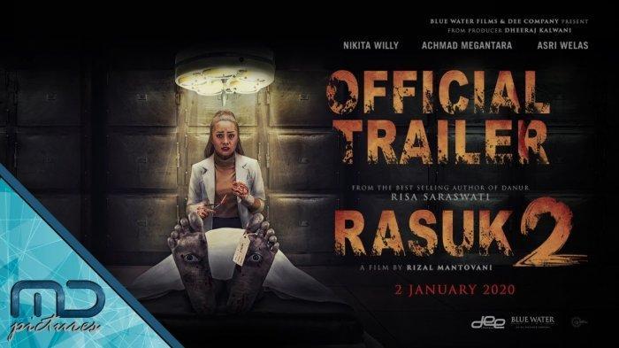 Sinopsis Film Rasuk 2, Tayang Perdana Besok Kamis 2 Januari 2020 di Bioskop Indonesia