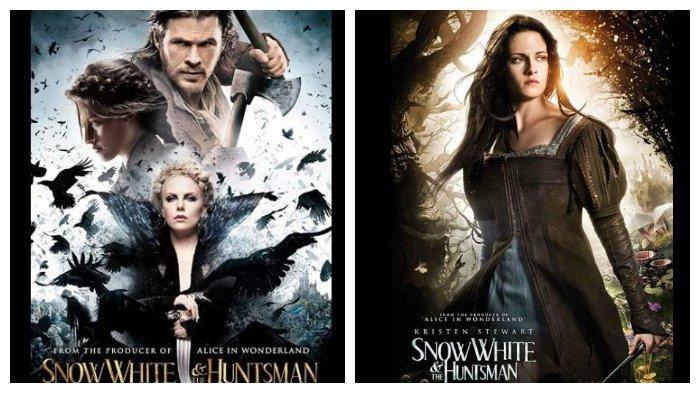 Sinopsis Film Snow White and the Huntsman, Kehidupan Kristen Stewart Tayang di GTV Malam Ini