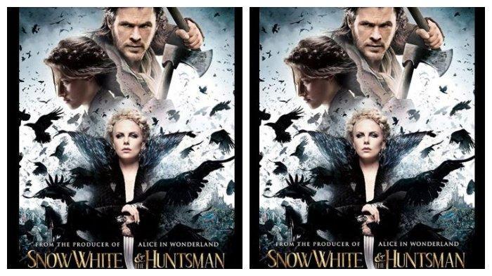 Sinopsis Film Snow White and the Huntsman Tayang di GTV, Minggu 26 April 2020, Pukul 21.30 WIB.