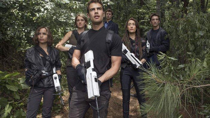 Sinopsis Film The Divergent Series Allegiant 2016 Tayang Besok Malam Di Bioskop Transtv Tribunnews Com Mobile