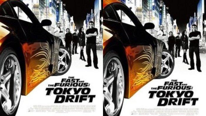 Sinopsis Film The Fast and The Furious: Tokyo Drift, Tayang di Big Movies GTV Malam Ini