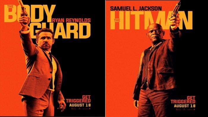 Sinopsis Film The Hitman's Bodyguard