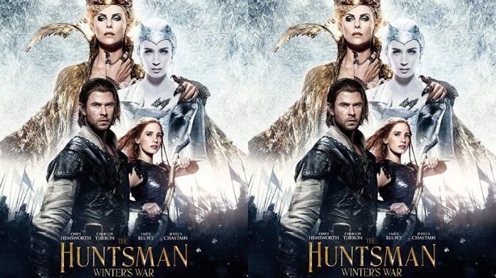 Poster Film The Huntsman: Winter's War