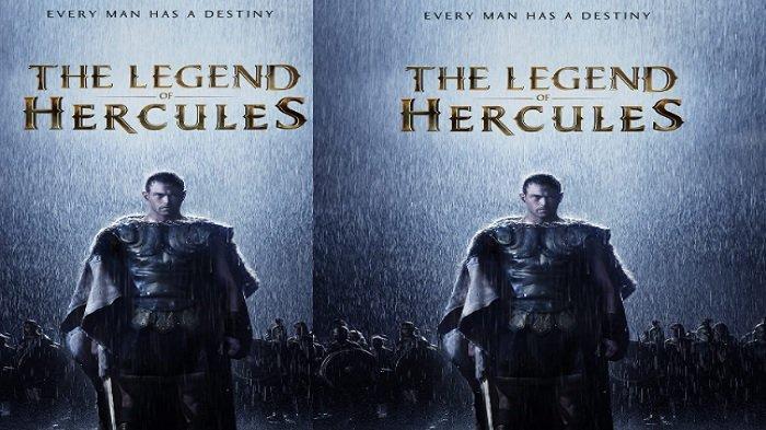 Sinopsis Film The Legend of Hercules: Kisah Manusia Setengah Dewa di Trans TV Pukul 23.30 WIB