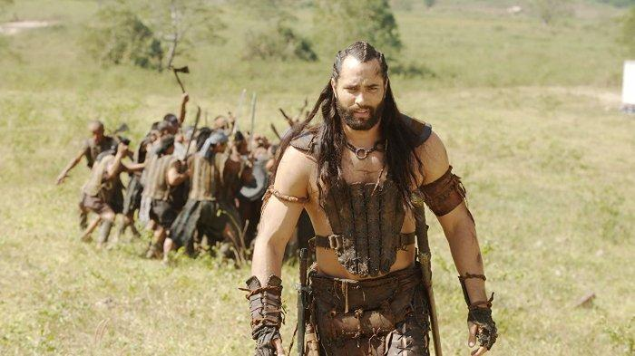 Victor Webster di The Scorpion King 3: Battle for Redemption (2012)