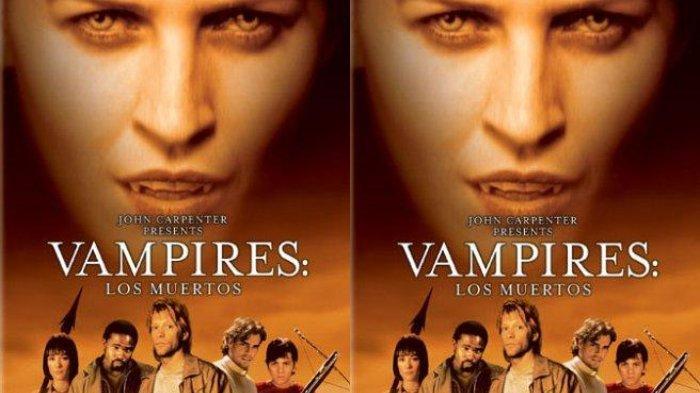 Sinopsis Film Vampires: Los Muertos, Aksi Pemburu Vampir yang Dibintangi Bon Jovi, Tayang di TransTV