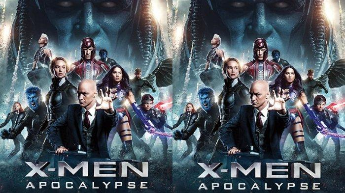 Poster Film X-Men : Apocalypse