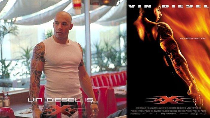 Sinopsis Film Xxx Dibintangi Vin Diesel Tayang Di Trans Tv Rabu 12 Agustus 2020 Pukul 21 30 Wib Tribunnews Com Mobile