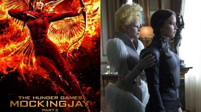 Poster Film Hunger Games: Mockingjay Part 2