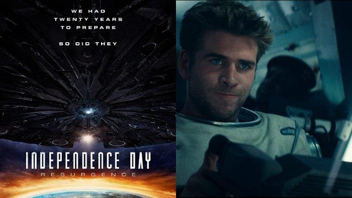 Poster Film Independence Day: Resurgence