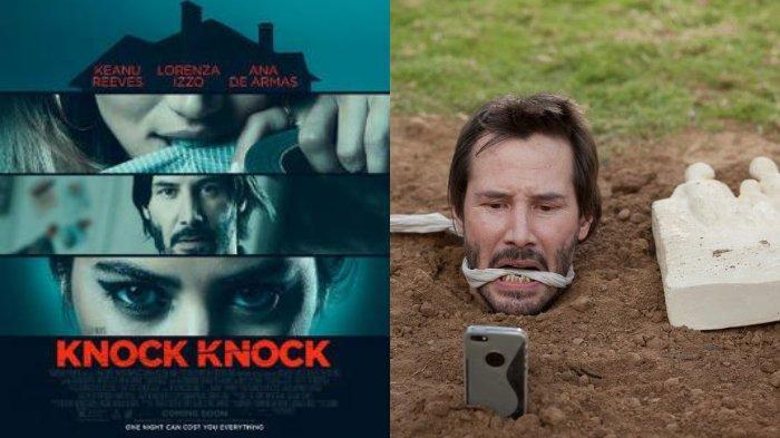 Poster Film Knock Knock