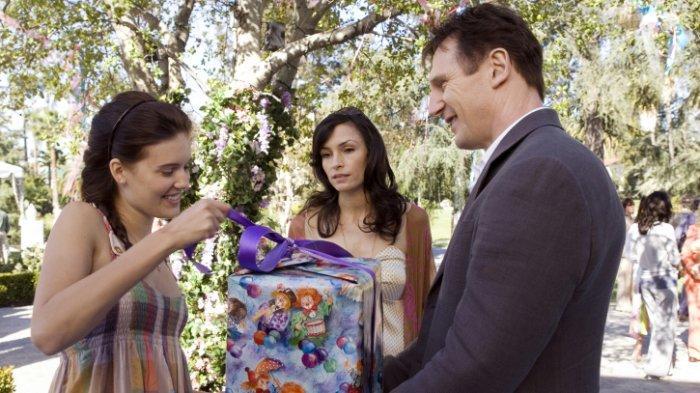 Aksi Liam Neeson Sebagai Mantan Cia Dalam Film Taken Tayang Di Bioskop Transtv Pukul 21 00 Tribunnews Com Mobile