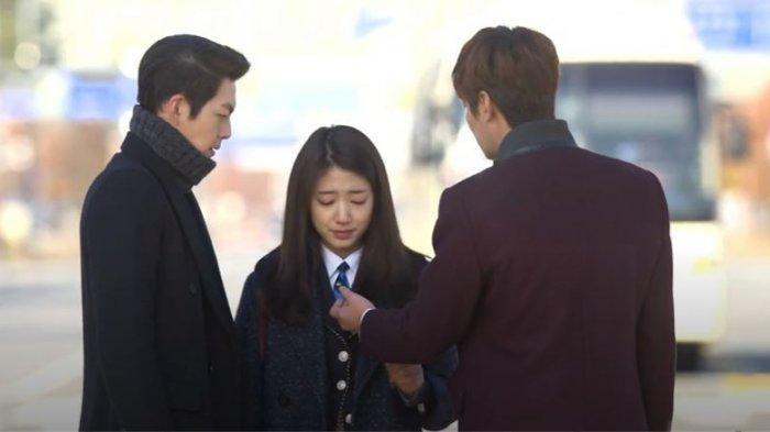 Sinopsis The Heirs Episode 12, Latar Belakang Kehidupan Eun Sang dan Kim Tan Mulai Terbongkar.