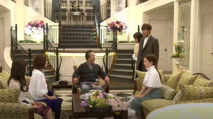Sinopsis The Heirs Episode 12, Latar Belakang Kehidupan Eun Sang dan Kim Tan Mulai Terbongkar