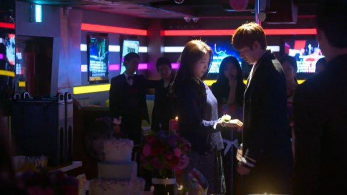 Sinopsis The Heirs Episode 14, Pengakuan Eun Sang & Kim Tan Tentang Identitas dan Hubungannya