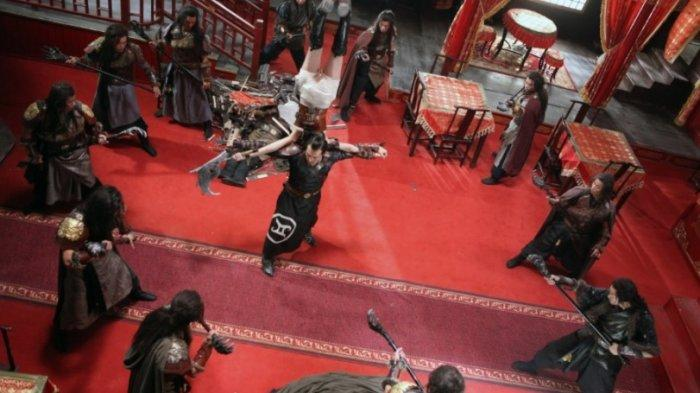 Sinopsis The Man with the Iron Fists, Kisah Balas Dendam Zen Yi Tayang di GTV, Pukul 22.00 WIB.