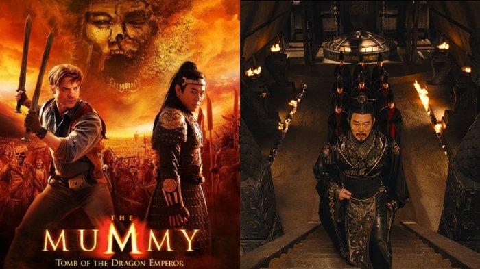 Sinopsis The Mummy Tomb Of The Dragon Emperor Tayang Di Big Movies Gtv Pukul 22 00 Wib Halaman All Tribunnews Com