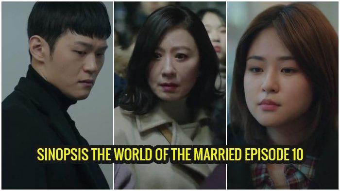 Sinopsis The World of The Married Episode 10 Terbaru: Siapa yang Terbunuh?