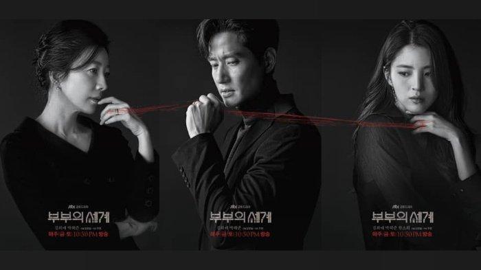 Sinopsis The World of the Married Episode 15 Tayang Jumat, 15 Mei 2020, Nasib Pernikahan Lee Tae Oh