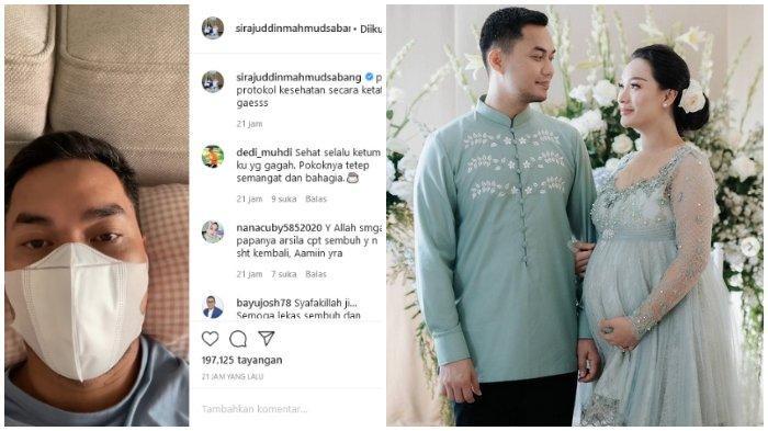 Sirajuddin Mahmud Positif Corona, Kini Jalani Isolasi Mandiri di Rumah karena RS Penuh