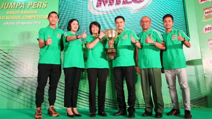 SIRNAS-MILO School Competition Siap Hasilkan Bibit Unggulan Bulu Tangkis  dari Manado